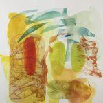 Large Sardines artwork by Mary Sundstrom