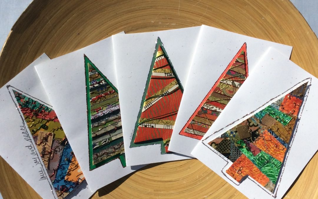 Give Handcrafted Holiday Cards