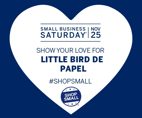 Shop Local: Little Bird de Papel