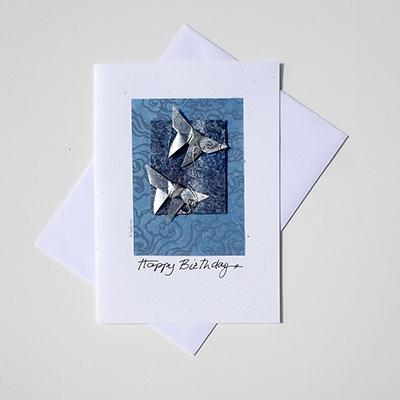 Happy Birthday Little Bird De Papel